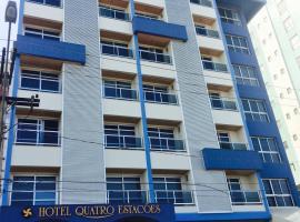 Hotel Quatro Estações, отель в городе Гуарапари