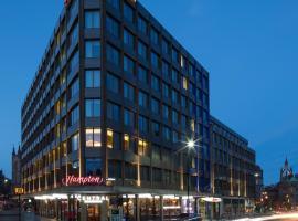 Hampton by Hilton Newcastle, Hotel in Newcastle upon Tyne