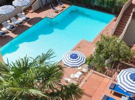 Hotel Francia E Quirinale, hotell i Montecatini Terme