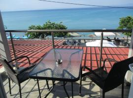 Horizon, serviced apartment in Pefkohori