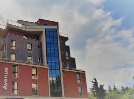 """Хотел """"АВЕНЮ"""", hotel in Stara Zagora"""