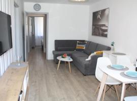 Centrum, apartment in Szczecin