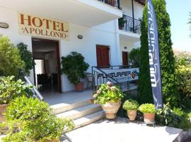 Hotel Apollonio, hotel near Archaeological Museum of Nikopolis, Nikópolis