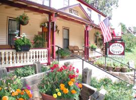 Julian Gold Rush Hotel, hotel in Julian