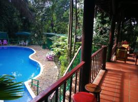 Manuel Antonio Park House, hotel in Manuel Antonio