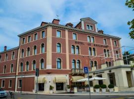 Hotel Le Boulevard, hotel in Venice-Lido