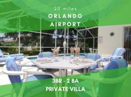Villa Cosy - Kissimmee, hotel near Kissimmee Golf Club, Kissimmee