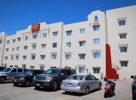 Hotel Zar La Paz, hotel en La Paz