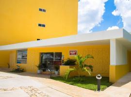 Hotel Zar Merida, hotel near Star Medica Clinic, Mérida