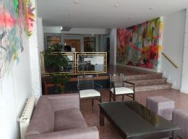 Hotel Milton, hotel in La Paz