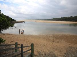 Boatsheds, apartment in Sawtell