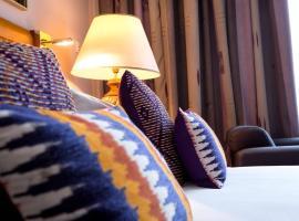 Sultani Hotel, отель в городе Киншаса