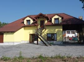 Penzion AMÁLKA Černín, apartmán v destinaci Zdice