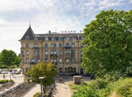 Best Western Plus Grand Hotel, hotell i Halmstad