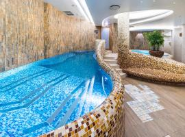 Wellton Riga Hotel & SPA, отель в Риге