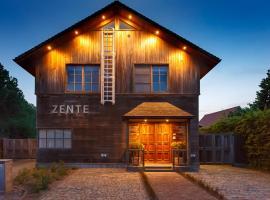 Zente, spa hotel in Sint-Laureins