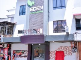 Eden Boutique Hotel, hotel in Tawau