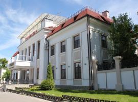 Отель Боровница, отель в Рязани