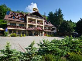 Garni Hotel Fatra – hotel w pobliżu miejsca Wyciąg narciarski Mały Rachowiec w Tierchowej