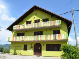 """Planinarski dom """"Kamačnik"""", room in Vrbovsko"""