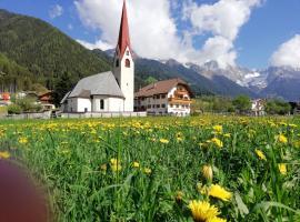 Hotel Messnerwirt, hotel in Anterselva di Mezzo