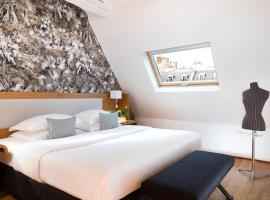 Hotel Le Six, hotel near Raspail Metro Station, Paris