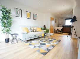 Perfectly located stunning apartment, hotel near Emirates Stadium, London