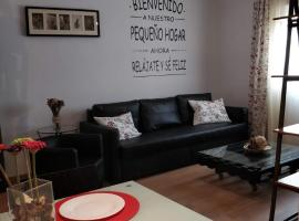 Zambra. Luminoso y coqueto apartamento en Chiclana, apartamento en Chiclana de la Frontera