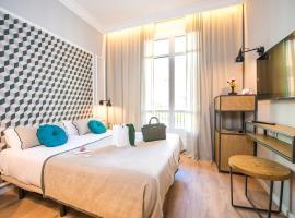 Ona Hotels Mosaic, hôtel à Barcelone (L'Eixample)
