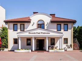 Dworek Pani Walewska, hotel near Gdańsk Lech Wałęsa Airport - GDN,