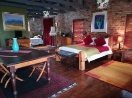 Boudoir Santa Cecilia, apartment in Riebeek-Kasteel