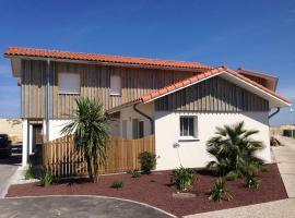 Residence Plage Oceane, Ferienhaus in Biscarrosse