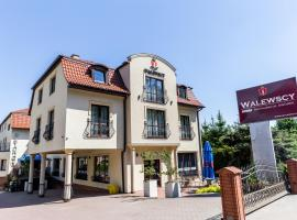 Hotel Walewscy, hotel near Gdańsk Lech Wałęsa Airport - GDN,