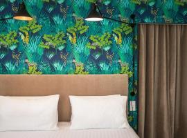 Hotel Edouard VII, boutique hotel in Biarritz