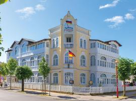 Hotel Deutsche Flagge, hotel near KdF seaside resort in Prora, Binz