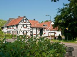 Hotel Hoeve de Plei, hotel in Mechelen