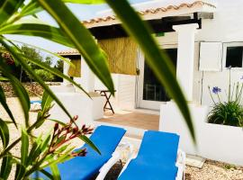 Can Chumbera Formentera, Hotel in der Nähe von: Leuchtturm am Cap de Barbaria, Cala Saona
