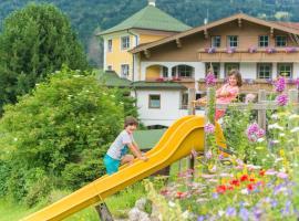 Landhotel Hubengut Bed and Breakfast, hotel in Radstadt