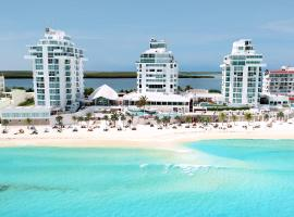 Oleo Cancun Playa Boutique Resort, hotel in Cancún