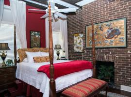 Savannah Bed & Breakfast Inn, boutique hotel in Savannah