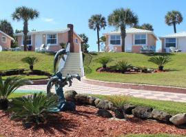 Shoreline Suites & Cabana Cottages – Beachfront, hotel in Daytona Beach
