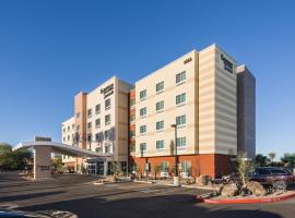 Fairfield Inn & Suites by Marriott Phoenix Tempe/Airport, Hotel in Tempe