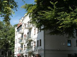 Hotel Liszt, hotel near Ettersburg Castle, Weimar