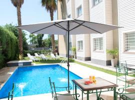 Hathor Hotels Mendoza, hotel en Mendoza