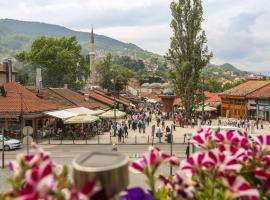 Pigeon Square Rooms, guest house in Sarajevo