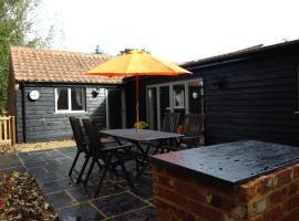 Lakeview at Lodge Farm, hotel near Bawburgh Golf Club, Norwich