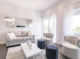 Parc Avenue Residences, apartment in Montreal