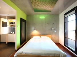 Olivarius Apart Hotel Lille Villeneuve D'Ascq, apartment in Villeneuve d'Ascq