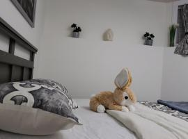 Midlands Double Room in Abbotsford, hotel in Abbotsford