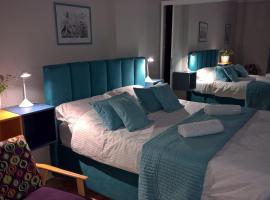 Comfort In Warsaw Apartment – hotel w pobliżu miejsca Dworzec PKP Warszawa Centralna w Warszawie